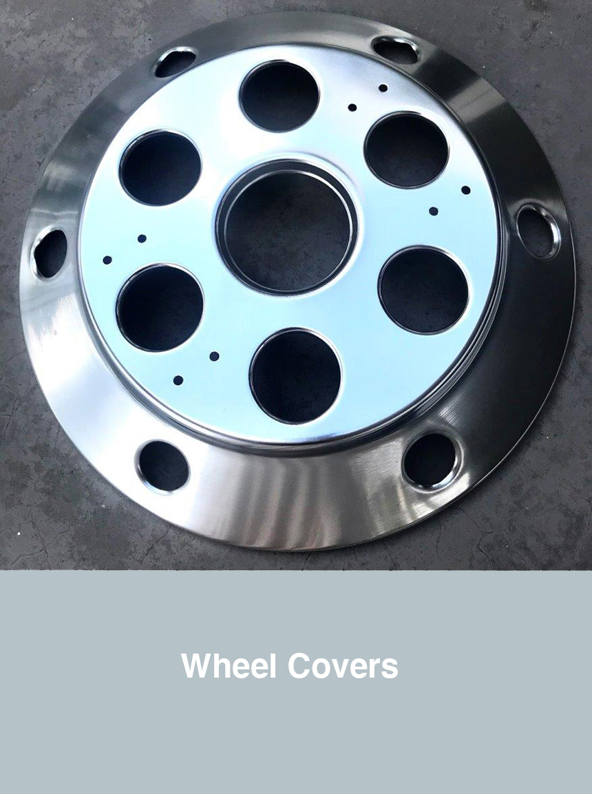 Wheelco wheel covers